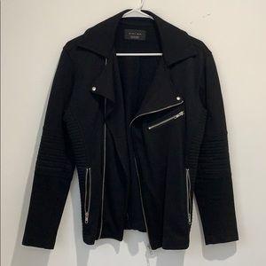Zara Moto Jacket!